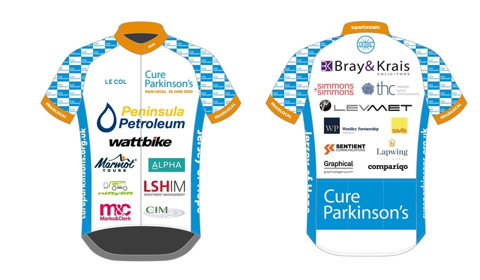 2020 Jersey of Hope