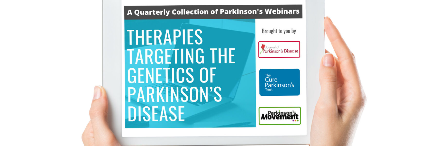 Webinar - Genetics of Parkinson's