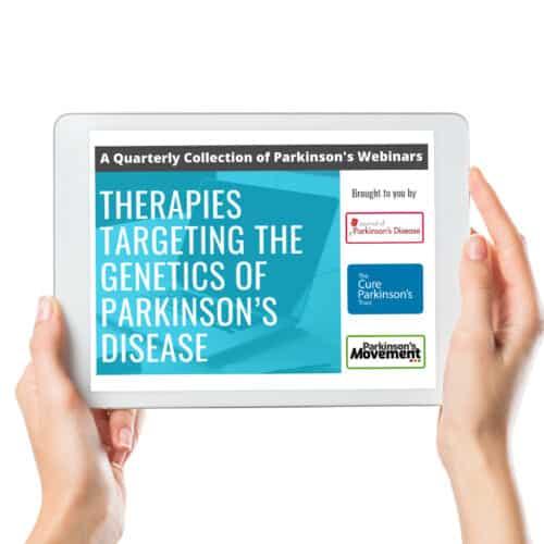 Webinar - Genetics of Parkinson's