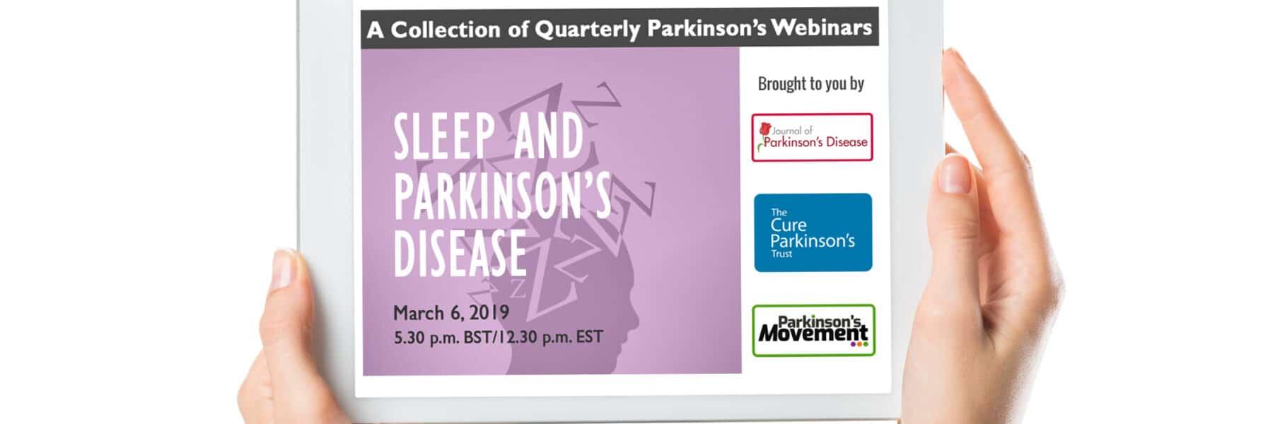 Sleep and Parkinson's