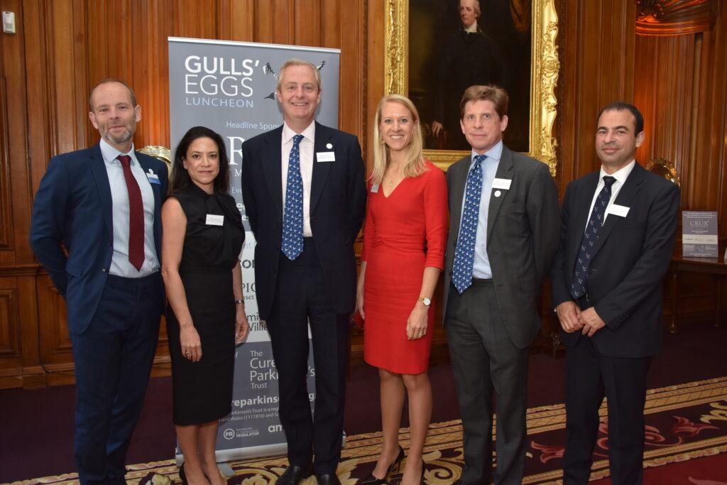 Partner Events - Gulls' Eggs Luncheon committee members