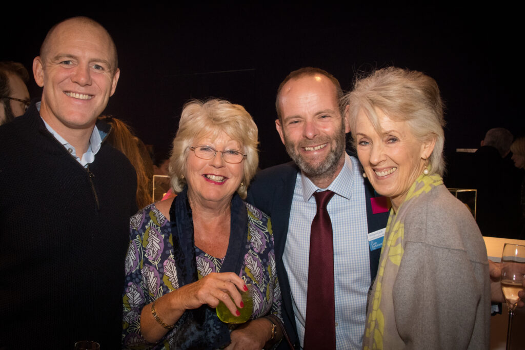 cure3-art-exhibition-charity-patrons-support-cure-parkinsons-bonhams-artwise-mike tindall-joanna-trollope